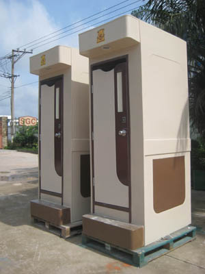 nhà vệ sinh công trình phục vụ công trường xây dựng