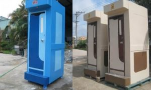 Cho Thuê & Bán Nhà Vệ Sinh Di Động Composite