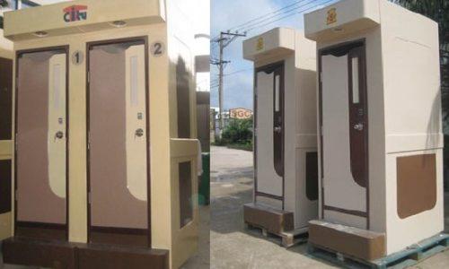 Nhà vệ sinh phục vụ công trình xây dựng