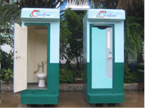 Nhà vệ sinh lưu động quốc tế